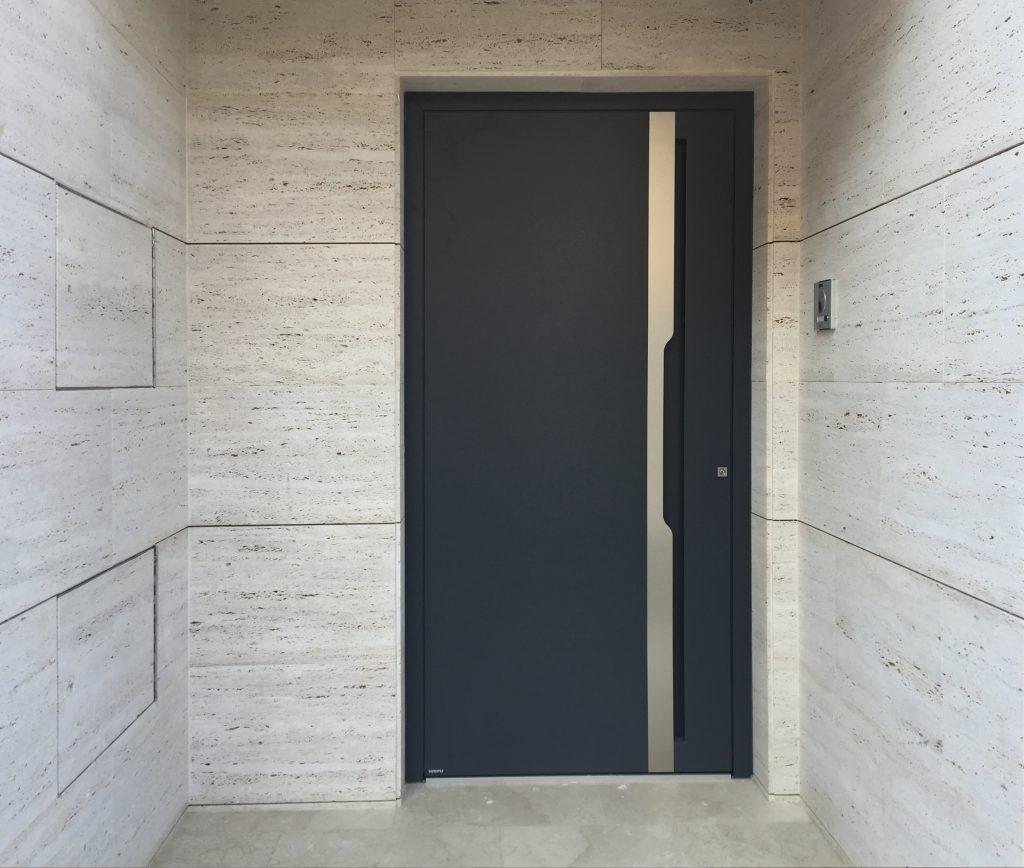 Puertas de entrada Weru • Casas Carpintería y Decoración