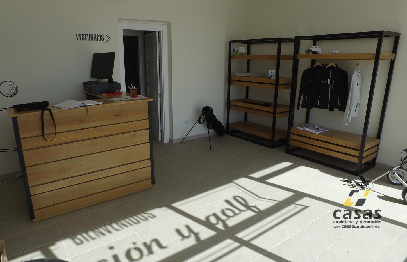 Muebles tienda golf casas carpinteria jpg casas - Carpinteria casas ...