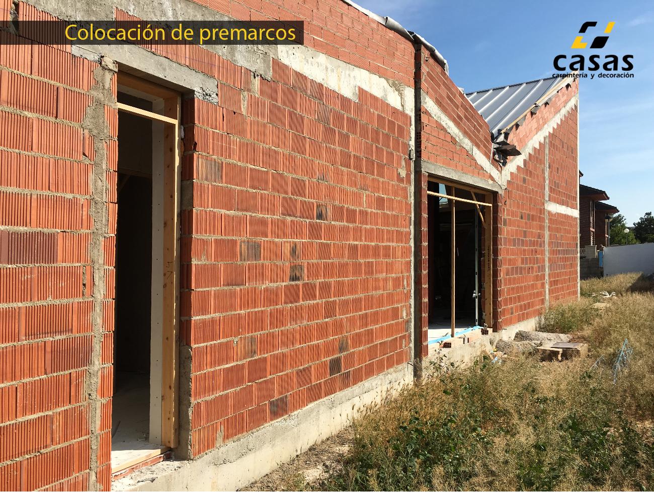 Cadrete 6 casas carpinter a y decoraci n - Carpinteria casas ...