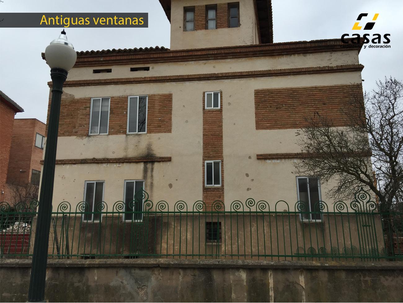 Teruel 11 casas carpinter a y decoraci n - Carpinteria casas ...