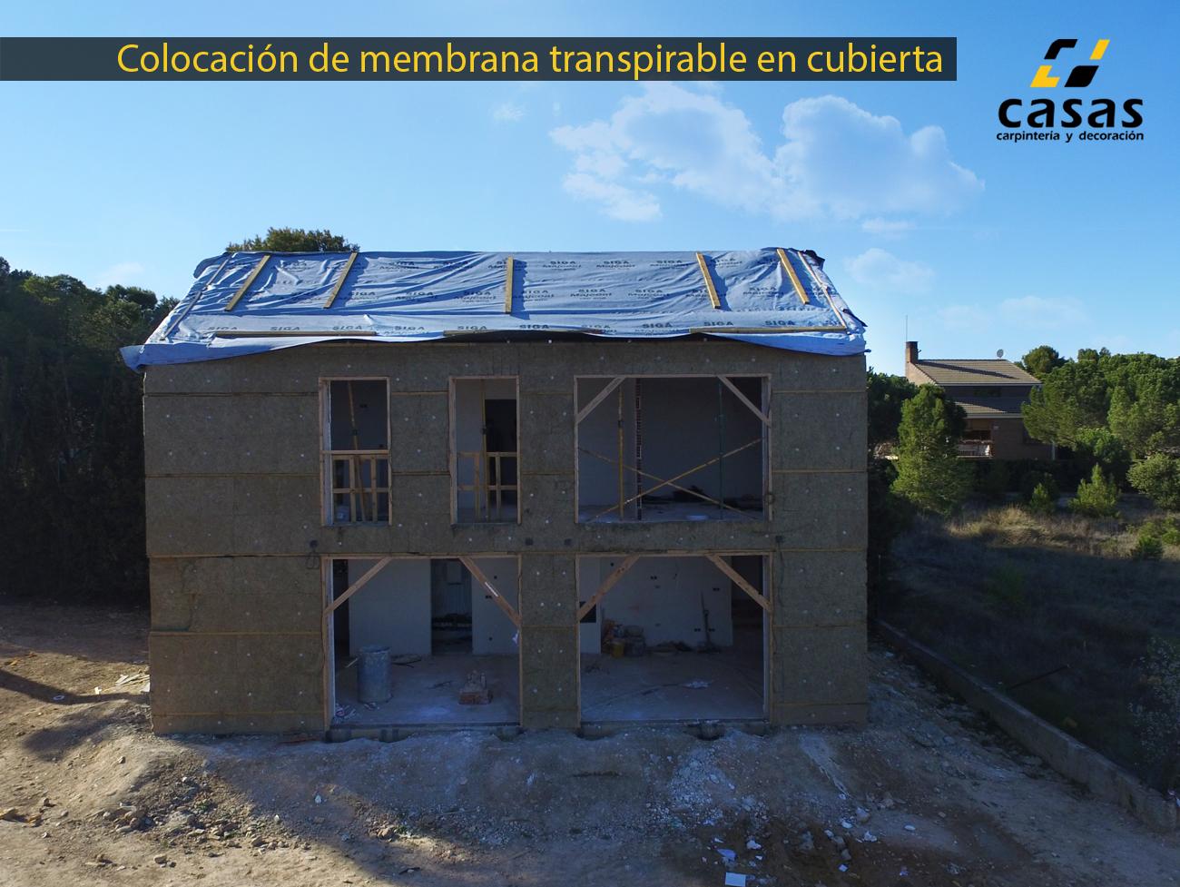 Muela 1b casas carpinter a y decoraci n - Carpinteria casas ...