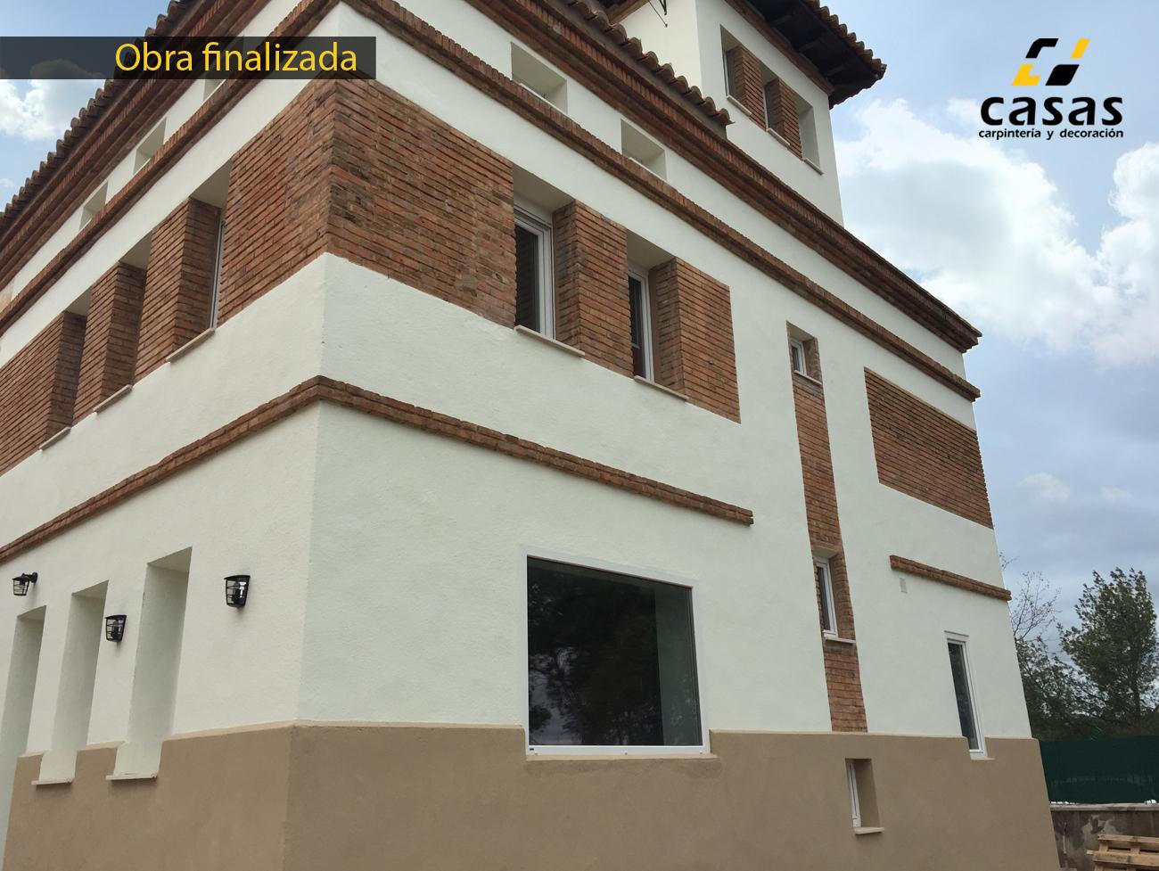 Teruel1 casas carpinter a y decoraci n - Carpinteria casas ...