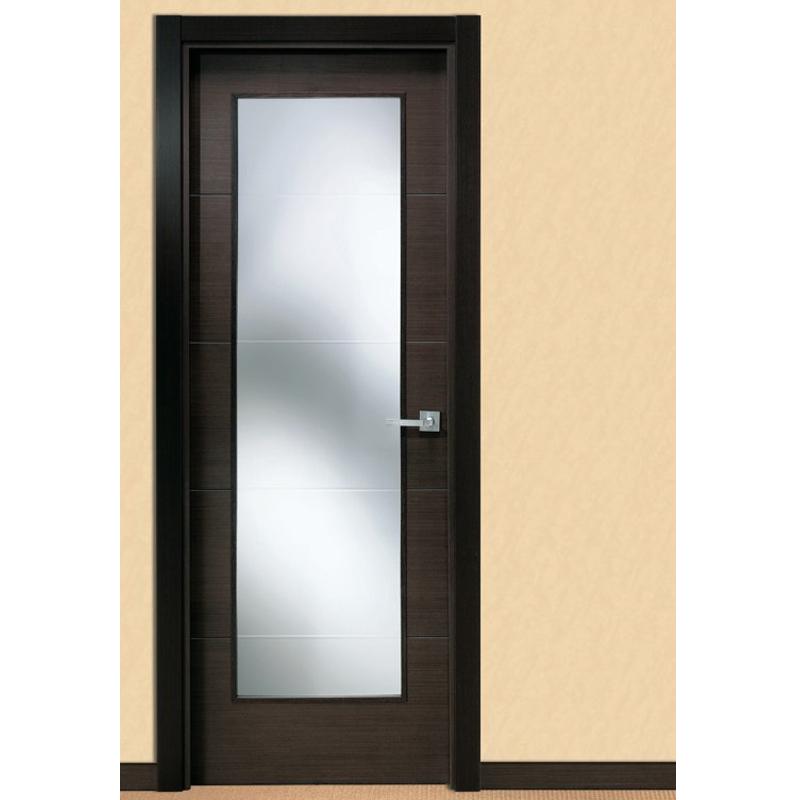 Vt5 1vb ac wenge casas carpinter a y decoraci n for Puertas de recamara de madera